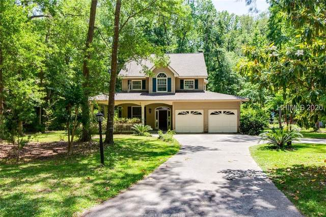 27 Wood Eden Lane, Bluffton, SC 29910 (MLS #402703) :: Collins Group Realty
