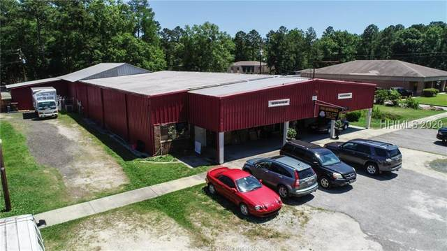 24022 Whyte Hardee Boulevard, Hardeeville, SC 29927 (MLS #402714) :: Collins Group Realty
