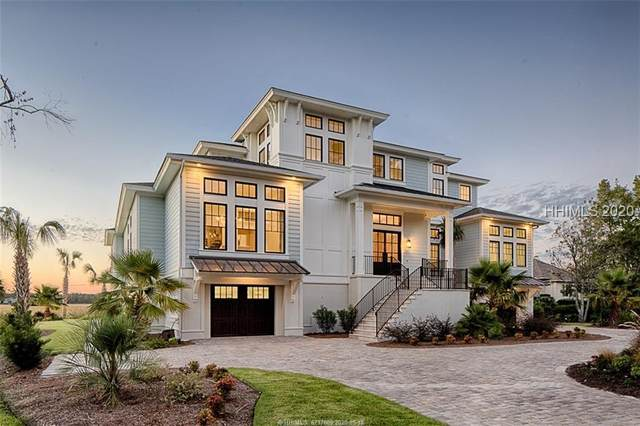 8 Everglade Place, Hilton Head Island, SC 29928 (MLS #402739) :: Judy Flanagan