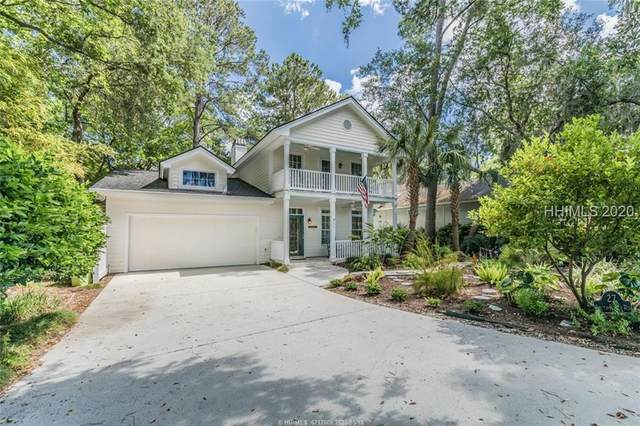 27 S Boone Road, Saint Helena Island, SC 29920 (MLS #402756) :: Coastal Realty Group