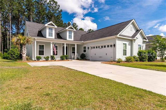 398 Lake Bluff Drive, Bluffton, SC 29910 (MLS #402766) :: The Alliance Group Realty