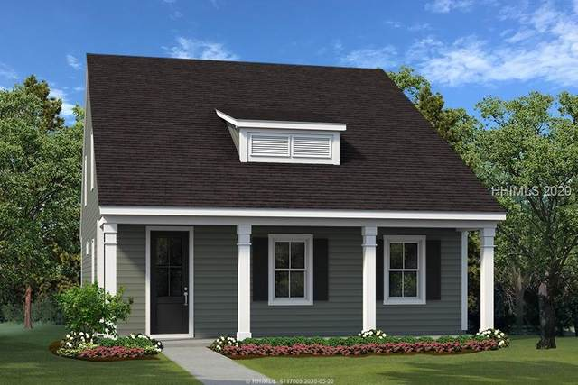 214 Garden Gate Circle  W Row S, Hardeeville, SC 29927 (MLS #402789) :: Collins Group Realty