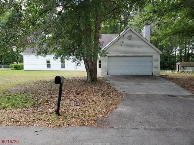 119 Catfish Circle, Ridgeland, SC 29936 (MLS #402801) :: The Sheri Nixon Team