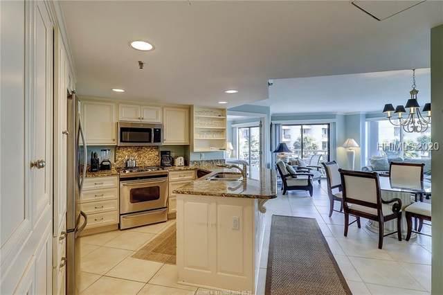 1 Ocean Lane #1210, Hilton Head Island, SC 29928 (MLS #402813) :: Schembra Real Estate Group