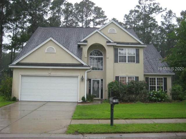 150 Pinecrest Drive, Bluffton, SC 29910 (MLS #402818) :: The Coastal Living Team