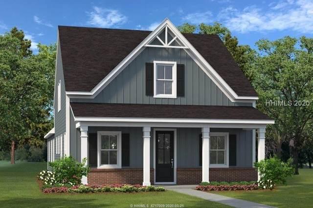 2699 Bluestem Drive, Beaufort, SC 29902 (MLS #402830) :: Southern Lifestyle Properties