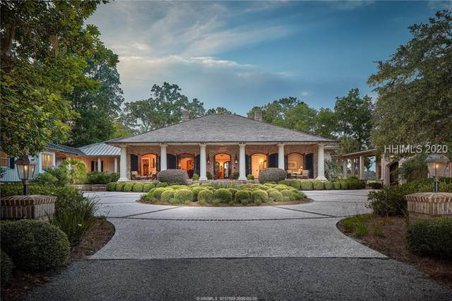 401 Old Palmetto Bluff Road, Bluffton, SC 29910 (MLS #402832) :: Southern Lifestyle Properties
