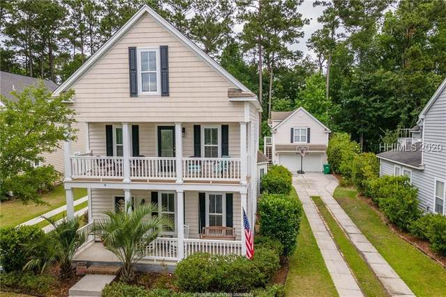 15 Woods Bay Road, Bluffton, SC 29910 (MLS #402833) :: Southern Lifestyle Properties