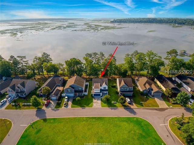 23 White Pond Boulevard, Beaufort, SC 29902 (MLS #402845) :: The Coastal Living Team