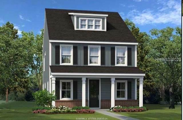 2702 Bluestem Drive, Beaufort, SC 29902 (MLS #402858) :: Southern Lifestyle Properties