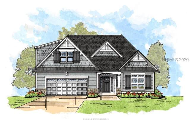 38 Anchor Bend, Bluffton, SC 29910 (MLS #402872) :: Southern Lifestyle Properties