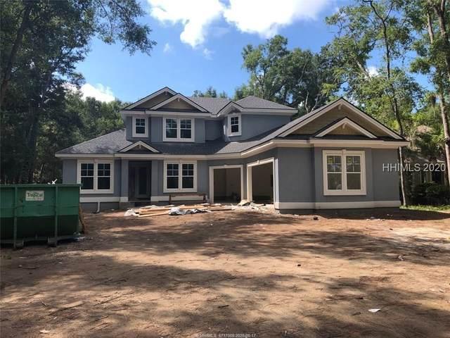 71 Wedgefield Drive, Hilton Head Island, SC 29926 (MLS #402875) :: Hilton Head Dot Real Estate