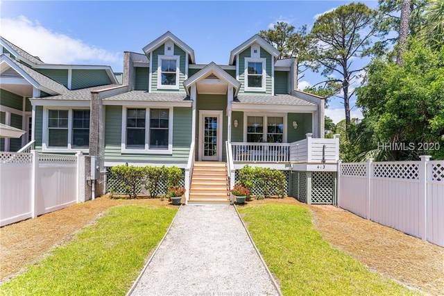 413 Wahoo Drive, Fripp Island, SC 29920 (MLS #402889) :: Collins Group Realty
