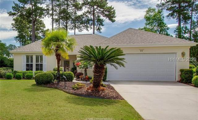 614 Argent Way, Bluffton, SC 29909 (MLS #402904) :: Collins Group Realty