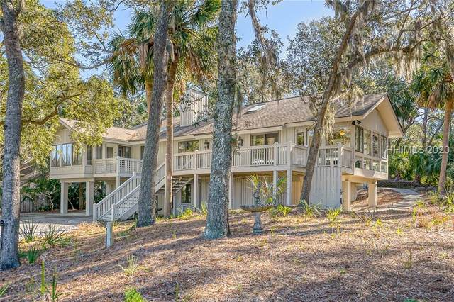 260 Tarpon Boulevard, Fripp Island, SC 29920 (MLS #402911) :: Schembra Real Estate Group