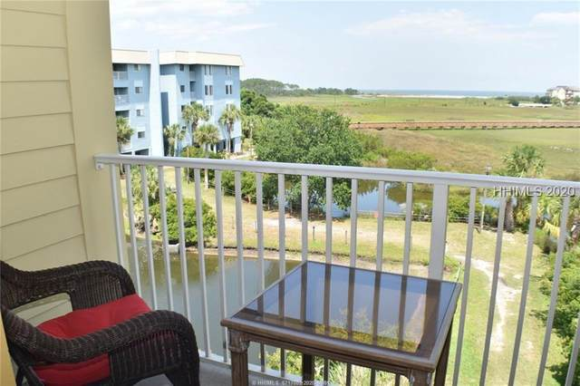 663 William Hilton Parkway #2307, Hilton Head Island, SC 29928 (MLS #402917) :: The Sheri Nixon Team
