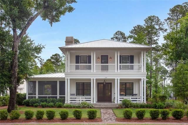 129 Game Land Rd, Bluffton, SC 29910 (MLS #402919) :: Southern Lifestyle Properties