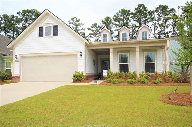 552 Village Green Lane, Bluffton, SC 29909 (MLS #402928) :: Coastal Realty Group