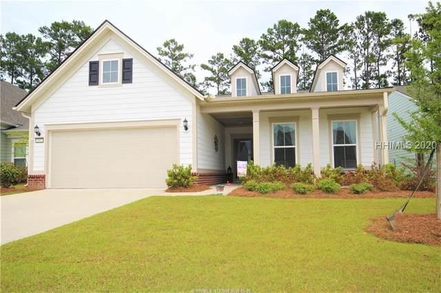 552 Village Green Lane, Bluffton, SC 29909 (MLS #402928) :: Southern Lifestyle Properties