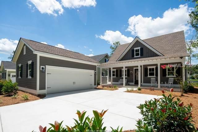 21 Blue Trail Court, Bluffton, SC 29910 (MLS #402932) :: The Coastal Living Team