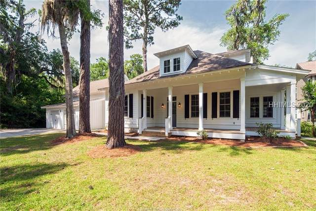 63 Tanglewood Drive, Beaufort, SC 29902 (MLS #402948) :: Collins Group Realty