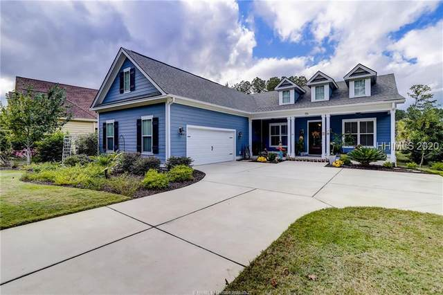 17 Sweet Pond Court, Bluffton, SC 29910 (MLS #402974) :: Southern Lifestyle Properties