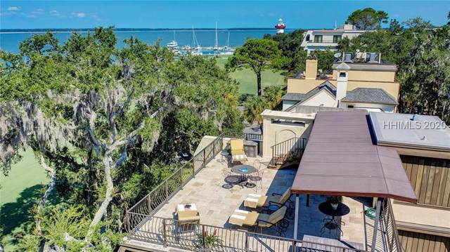10 Spinnaker Court, Hilton Head Island, SC 29928 (MLS #402989) :: Coastal Realty Group