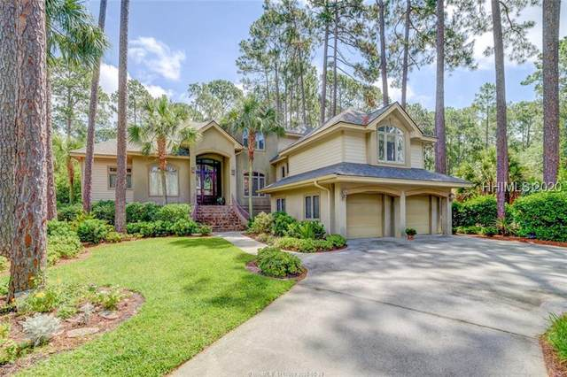 5 Newhall Road, Hilton Head Island, SC 29928 (MLS #403008) :: Southern Lifestyle Properties
