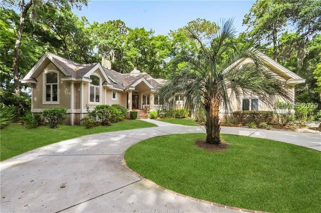 29 Magnolia Blossom Drive, Bluffton, SC 29910 (MLS #403020) :: The Sheri Nixon Team