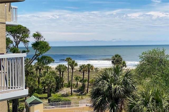 75 Ocean Lane #407, Hilton Head Island, SC 29928 (MLS #403056) :: The Sheri Nixon Team