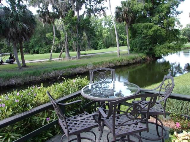 90 Gloucester Road #802, Hilton Head Island, SC 29928 (MLS #403085) :: Hilton Head Dot Real Estate