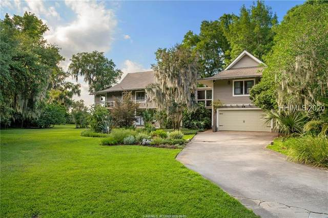 201 Anchorage Drive, Beaufort, SC 29907 (MLS #403088) :: Judy Flanagan