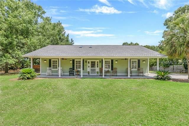 35 Grande Oaks Drive, Bluffton, SC 29910 (MLS #403113) :: Judy Flanagan