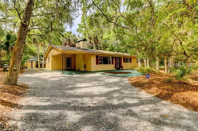 103 S Forest Beach Drive, Hilton Head Island, SC 29928 (MLS #403121) :: Coastal Realty Group