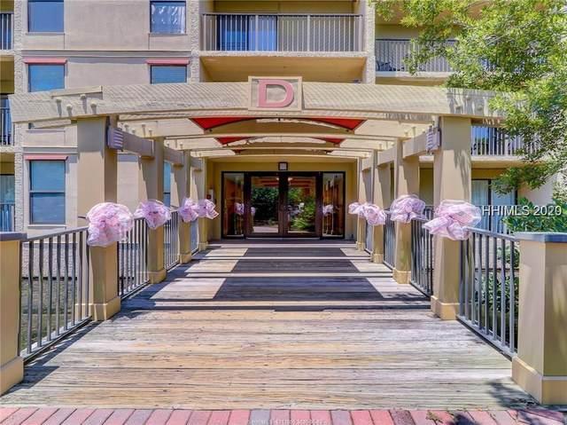 34 S Forest Beach Drive 11D, Hilton Head Island, SC 29928 (MLS #403127) :: Judy Flanagan