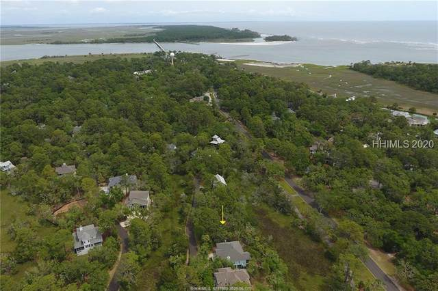 14 Fiddlers Cove, Fripp Island, SC 29920 (MLS #404209) :: The Alliance Group Realty