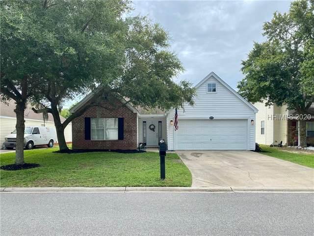 415 Live Oak Walk, Bluffton, SC 29910 (MLS #404247) :: Southern Lifestyle Properties