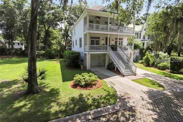 21 Mossy Oaks Lane, Hilton Head Island, SC 29926 (MLS #404274) :: The Coastal Living Team
