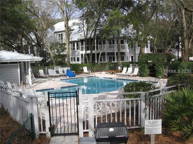 14 Wimbledon Court #105, Hilton Head Island, SC 29928 (MLS #404276) :: The Alliance Group Realty