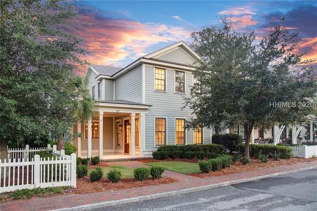 83 Game Land Road, Bluffton, SC 29910 (MLS #404278) :: Southern Lifestyle Properties