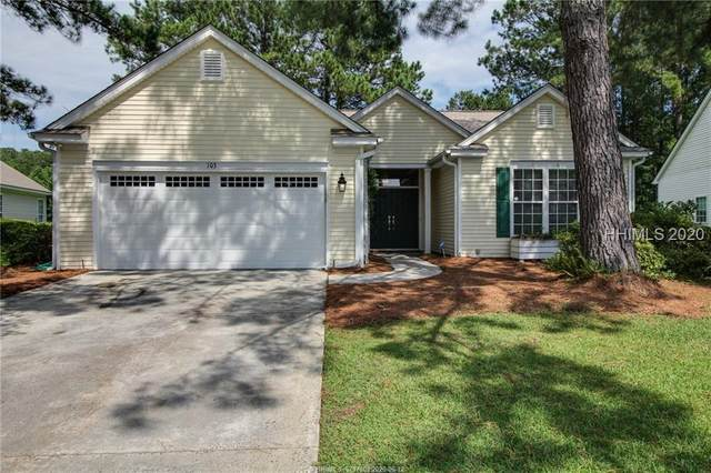 103 Muirfield Drive, Bluffton, SC 29909 (MLS #404352) :: Southern Lifestyle Properties