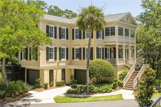 13 Indian Hill Lane, Hilton Head Island, SC 29926 (MLS #404371) :: The Alliance Group Realty