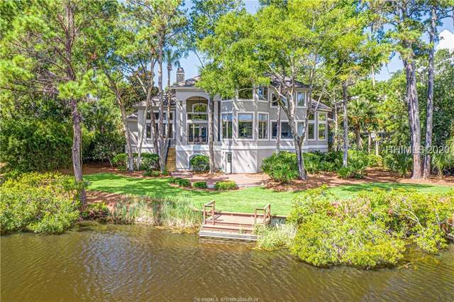 17 S Shore Place, Hilton Head Island, SC 29928 (MLS #404414) :: Hilton Head Dot Real Estate
