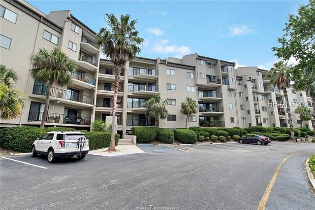 10 S Forest Beach Drive #306, Hilton Head Island, SC 29928 (MLS #404420) :: Judy Flanagan