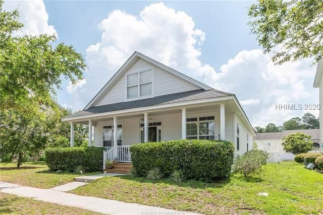 92 Pin Oak Street, Bluffton, SC 29910 (MLS #404434) :: Judy Flanagan