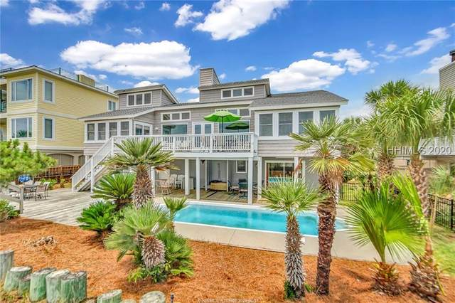 707 Rock Beauty Road, Fripp Island, SC 29920 (MLS #404452) :: Southern Lifestyle Properties