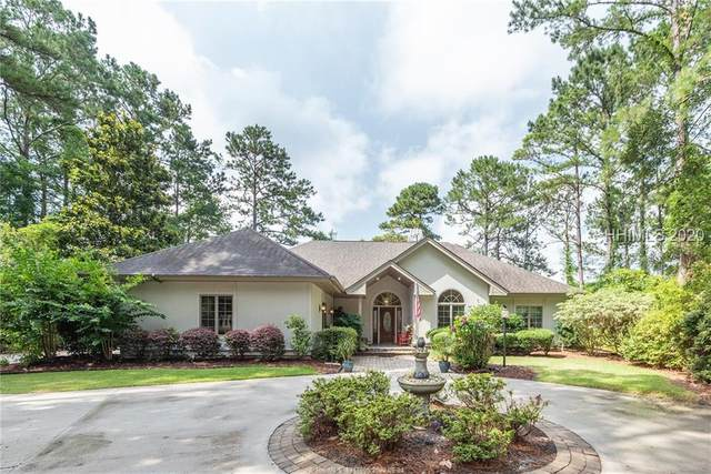 17 Little Johns Retreat, Bluffton, SC 29910 (MLS #404456) :: Beth Drake REALTOR®