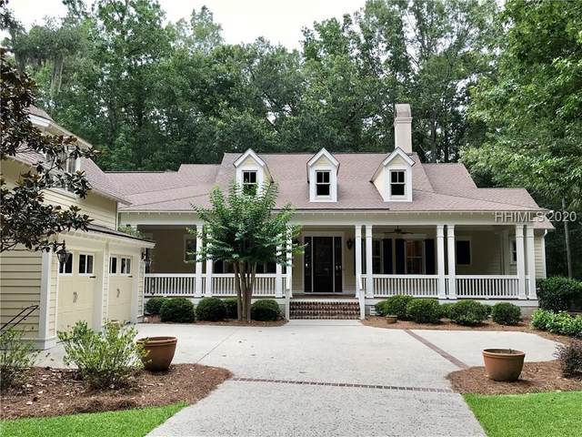 27 Oldfield Village Road, Bluffton, SC 29909 (MLS #404515) :: The Alliance Group Realty
