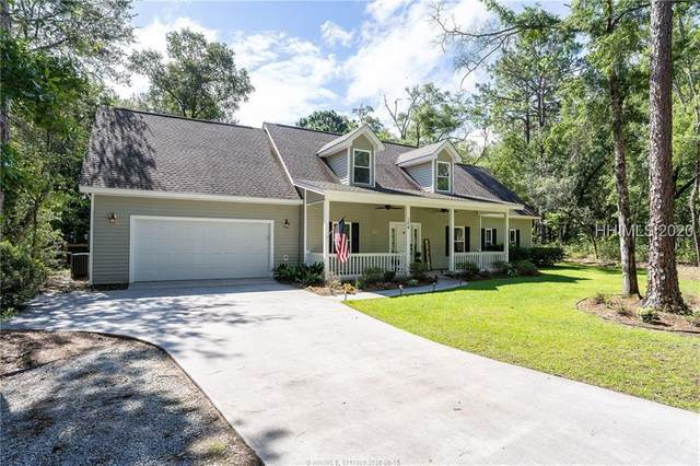 104 Wade Hampton Drive, Beaufort, SC 29907 (MLS #404517) :: The Alliance Group Realty
