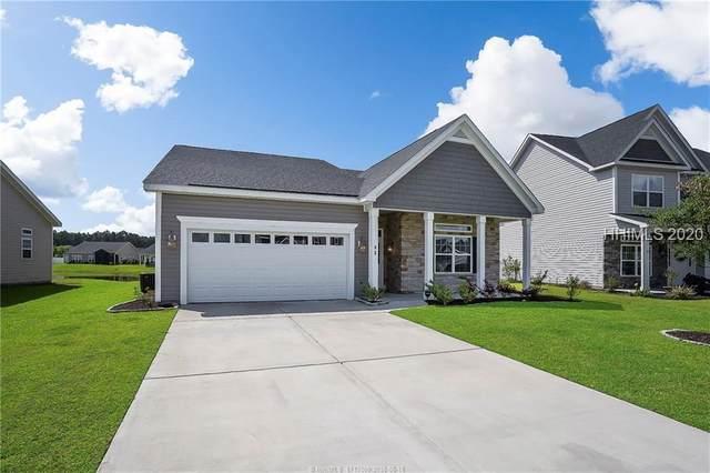 93 Battle Harbor Lane, Ridgeland, SC 29936 (MLS #404519) :: Southern Lifestyle Properties